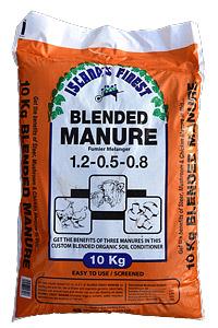 Blended Manures