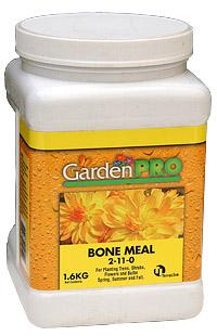 garden pro bone meal