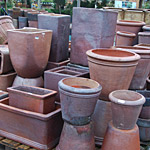 brownpottery