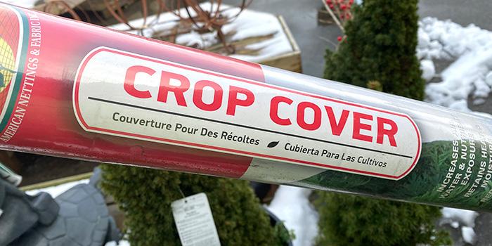 Crop Cover
