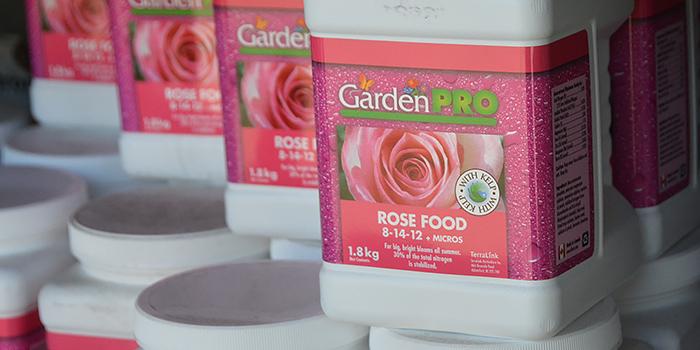 Garden Pro Rose Fertilizer