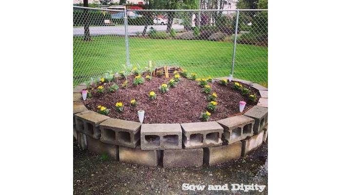 Keyhold Gardening