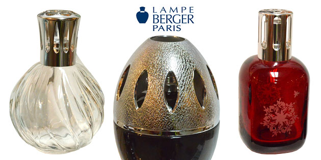 Lampe Berger Fragrances