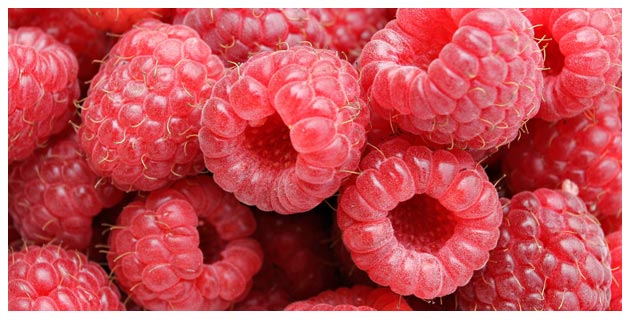raspberries image