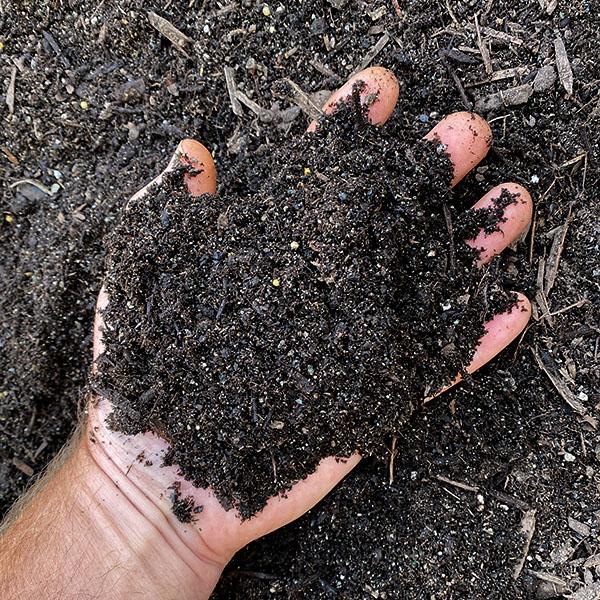 Garden Mix Soil