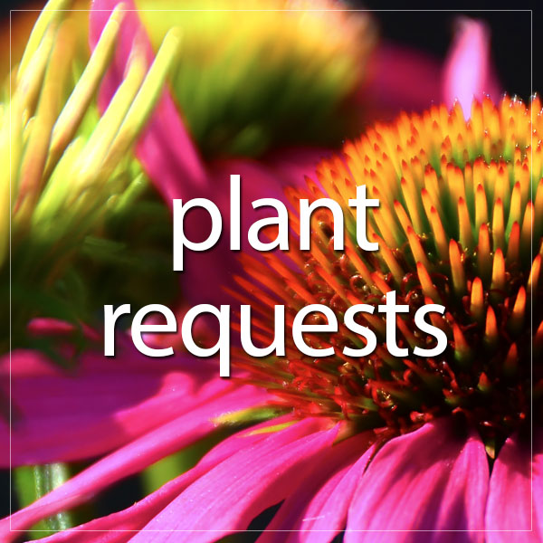 Plant Request Form