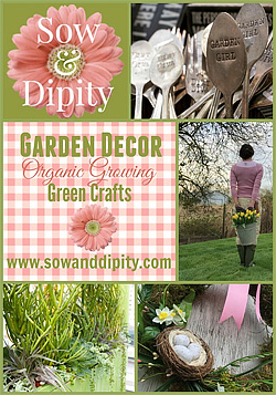 Sow and Dipity DIY Blog
