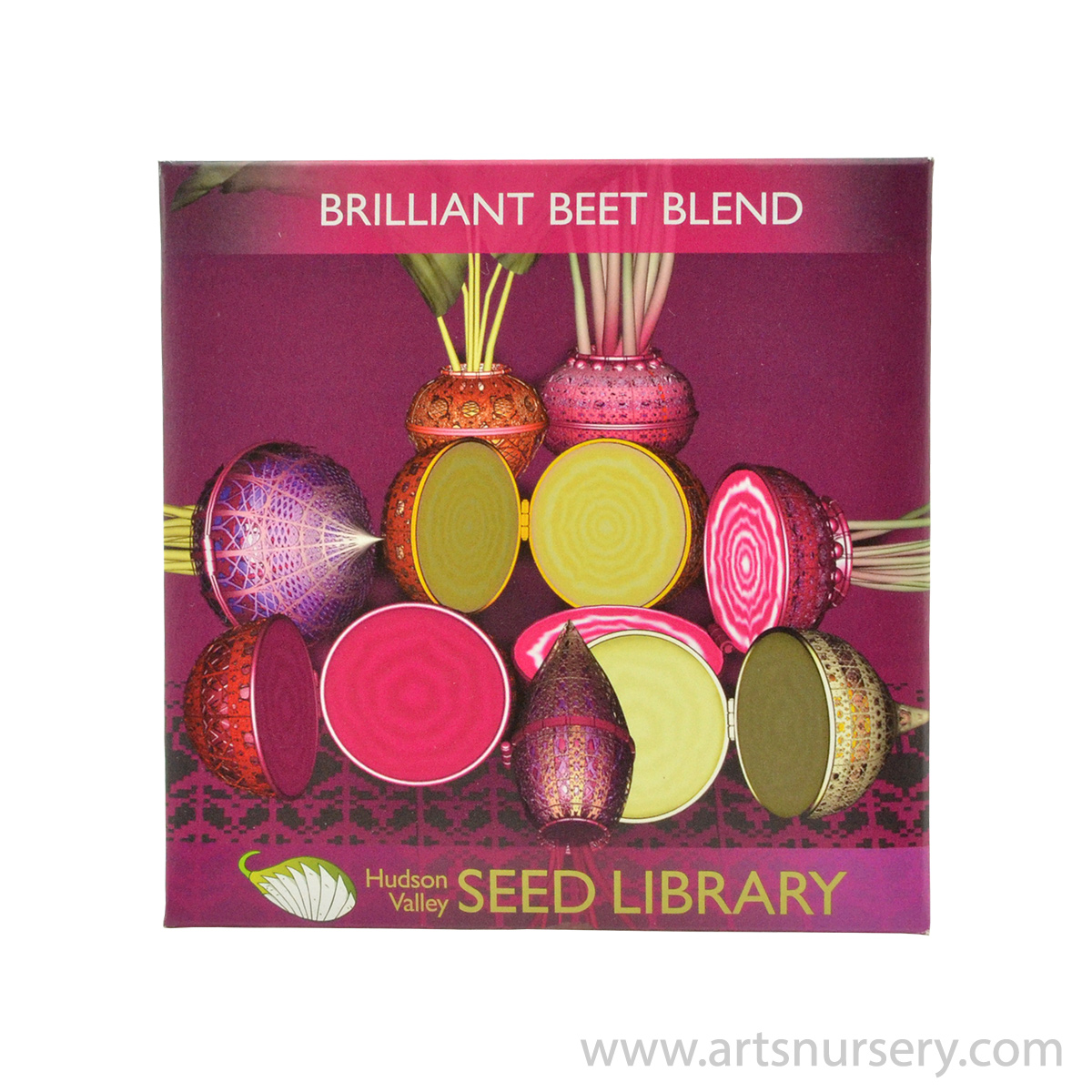 Brilliant Beet Blend Hudson Valley Seeds