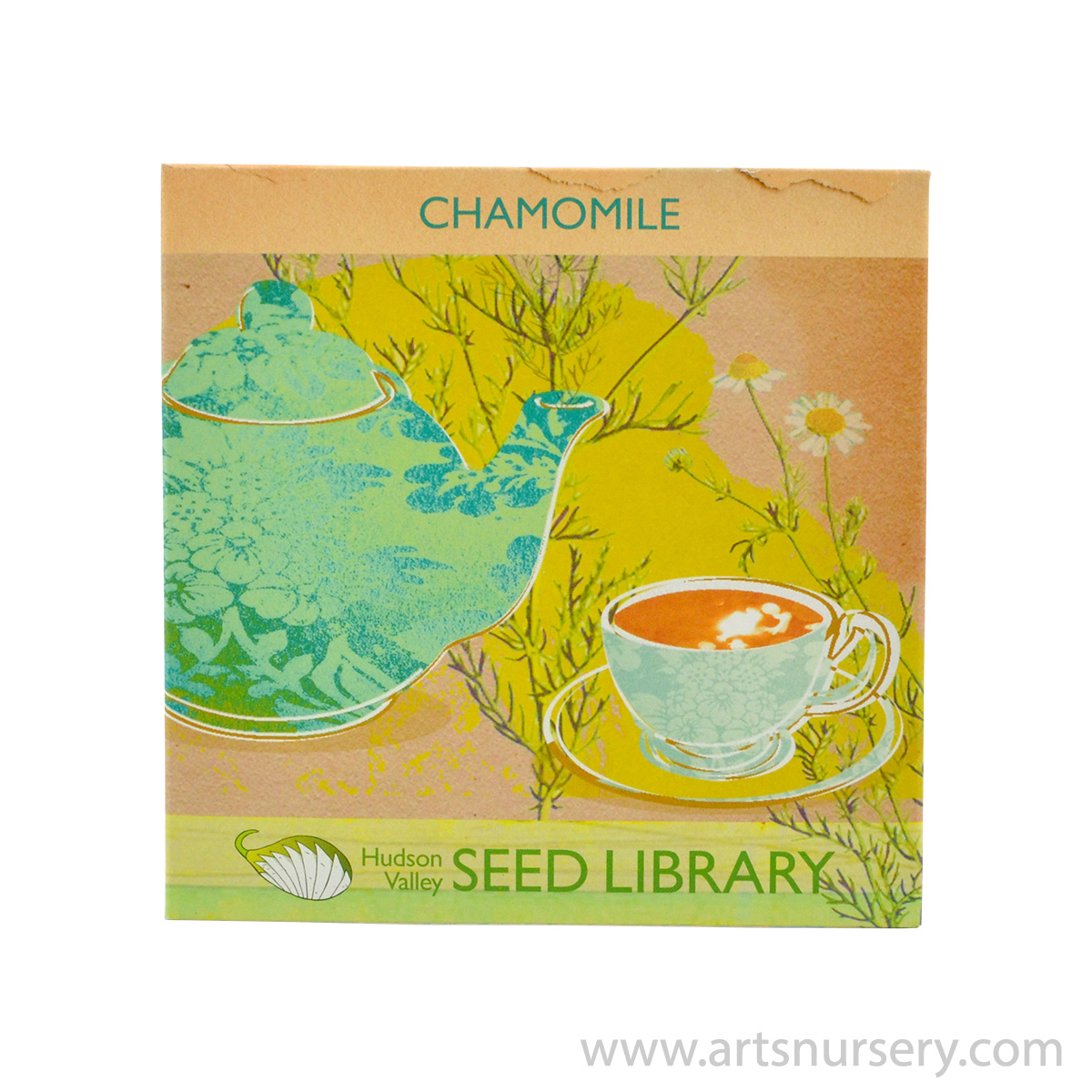 German Chamomile Hudson Valley Seeds