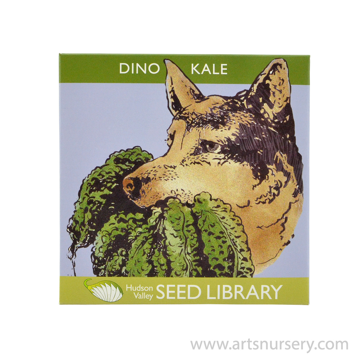 Dino Kale Hudson Valley Seed Library