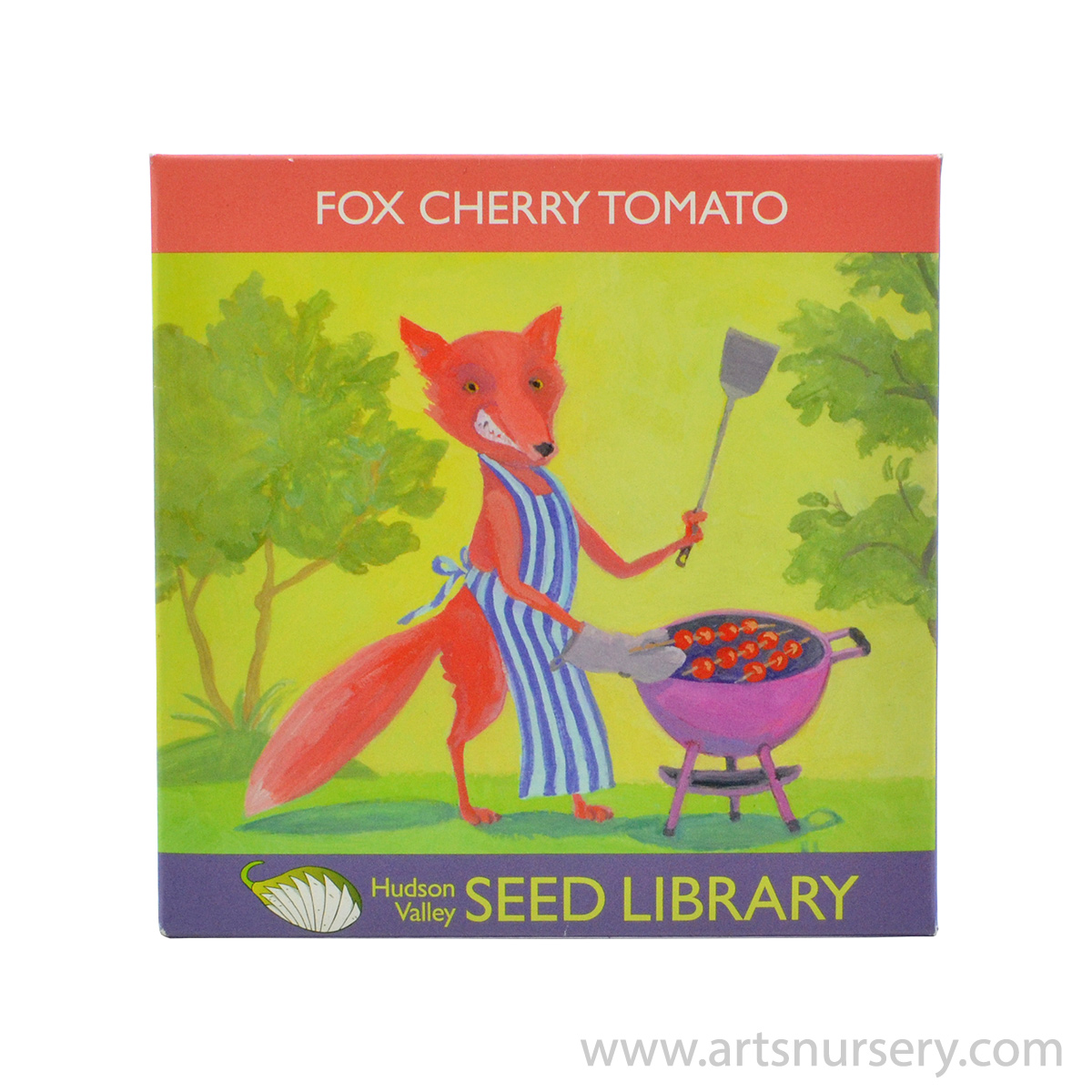 Fox Cherry Tomato Hudson Valley Seeds