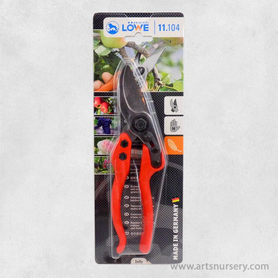 Lowe 11.104 Bypass Pruner Boxed