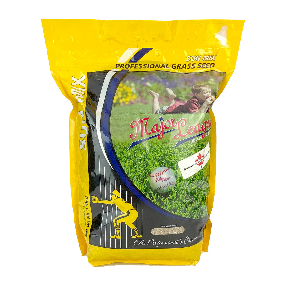 Major League Grass Seed Sun Mix 1400g