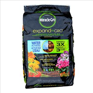 Miracle Gro 18.9L Compressed Planting Mix