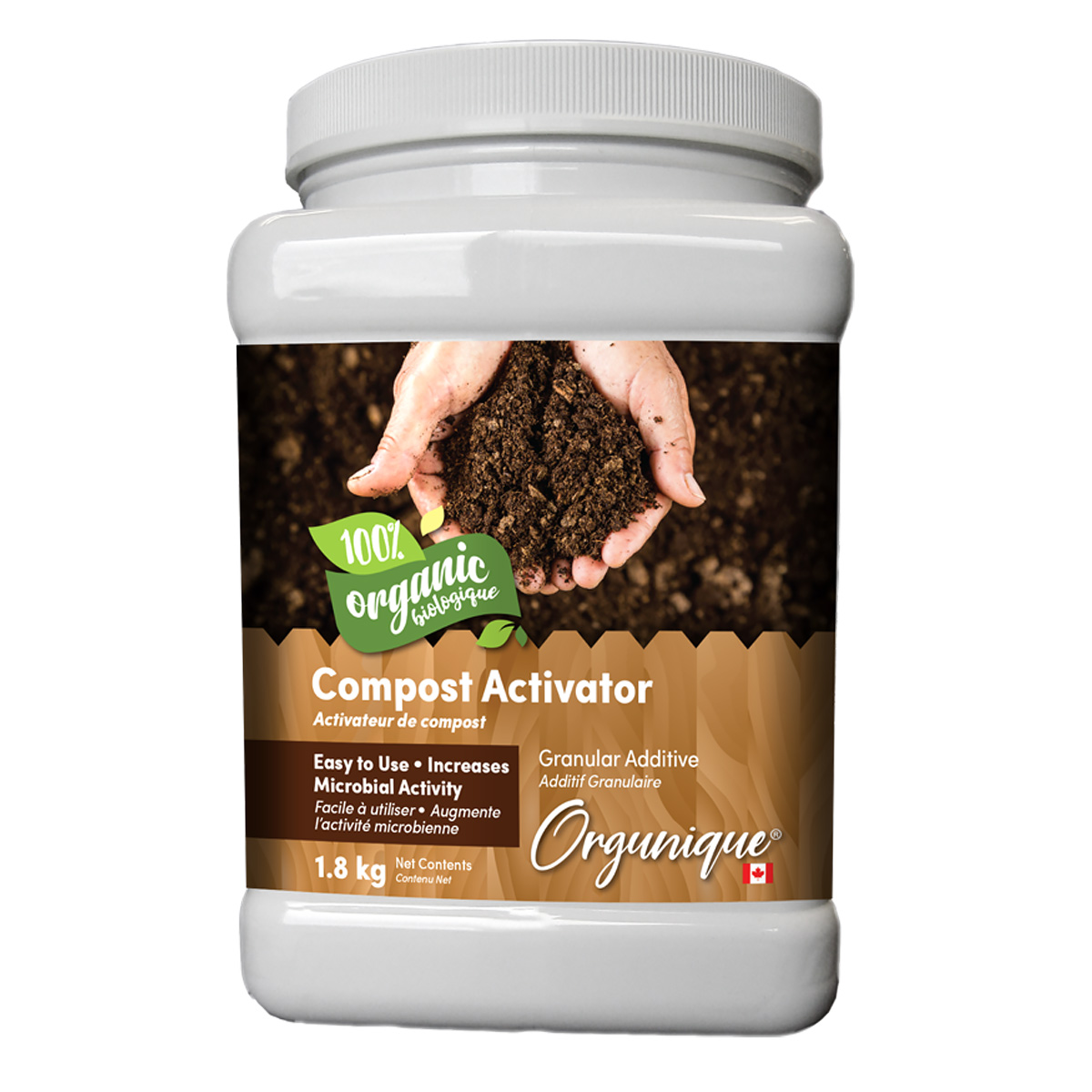 Orgunique Compost Activator 1800g