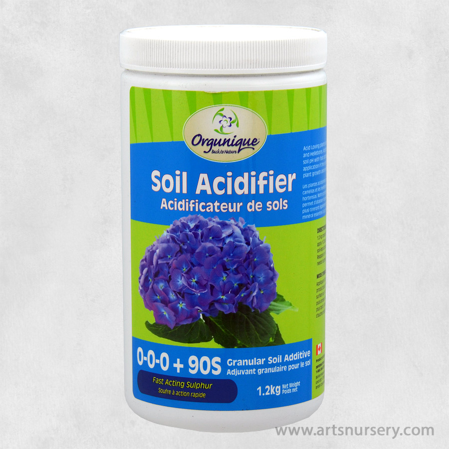 Orgunique Soil Acidifier 1200g