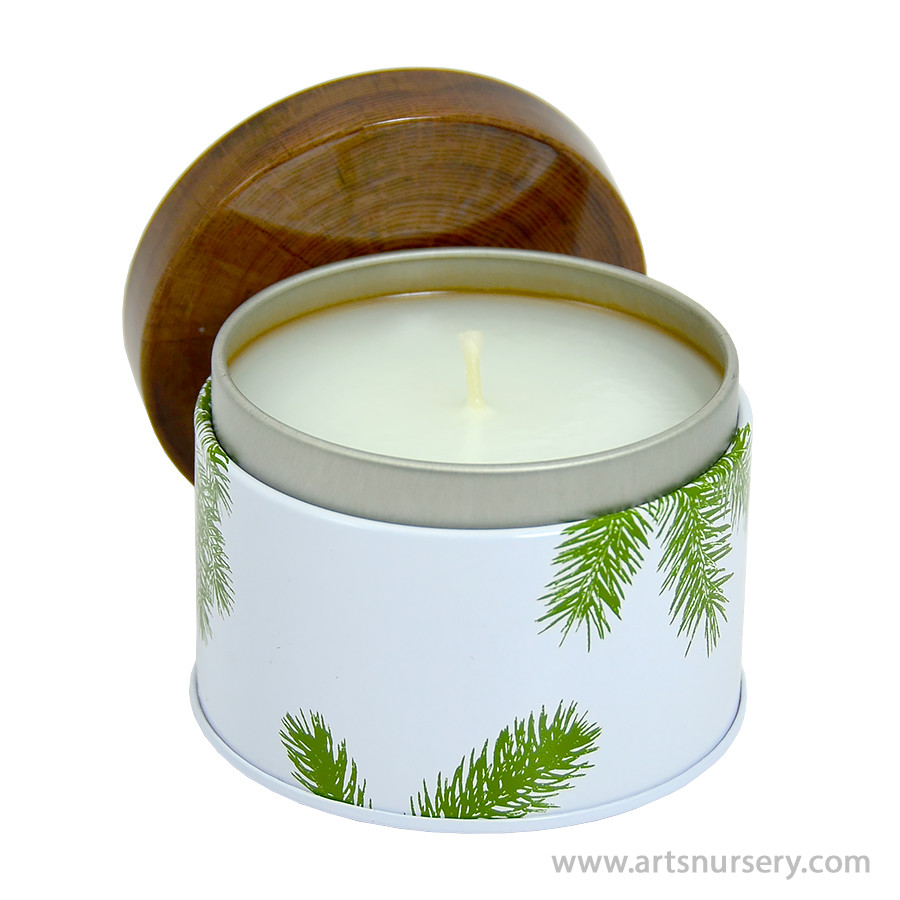Thymes Frasier Candle Tin