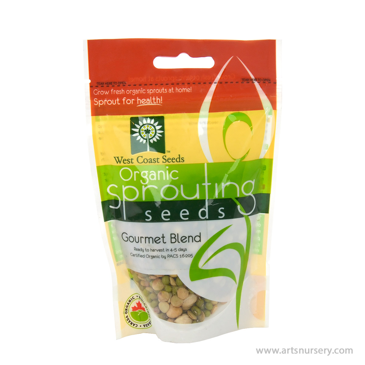 Gourmet Blend Sprouting Seeds