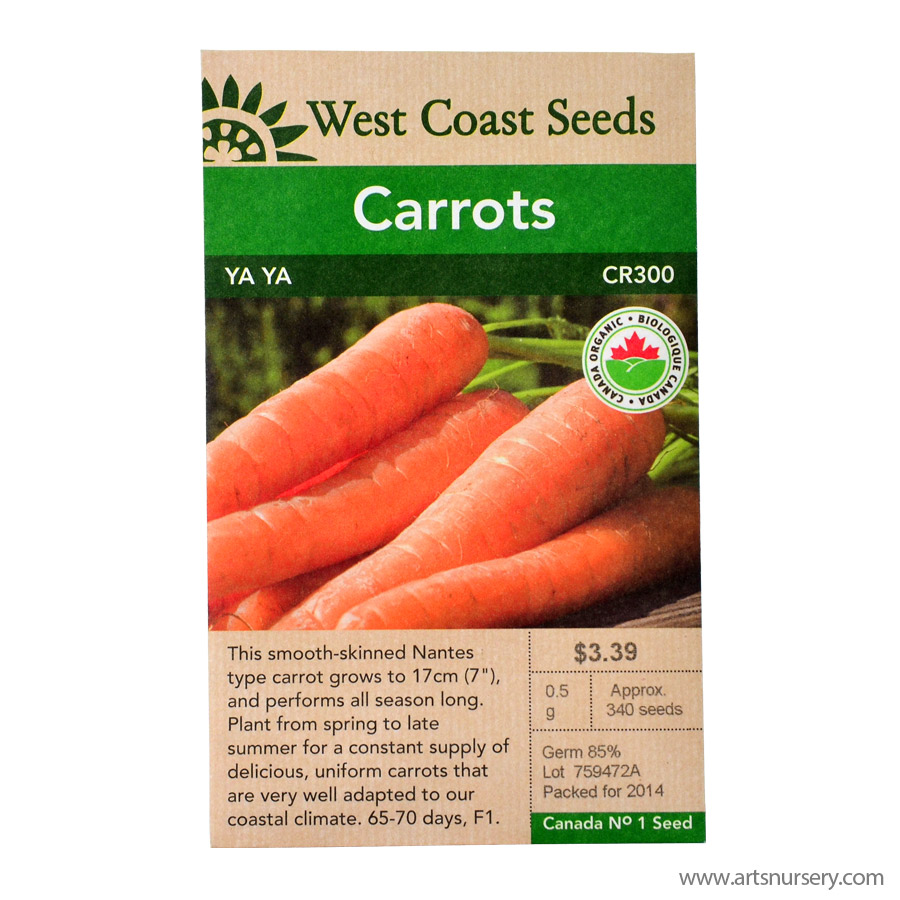 Carrots YaYa Seeds