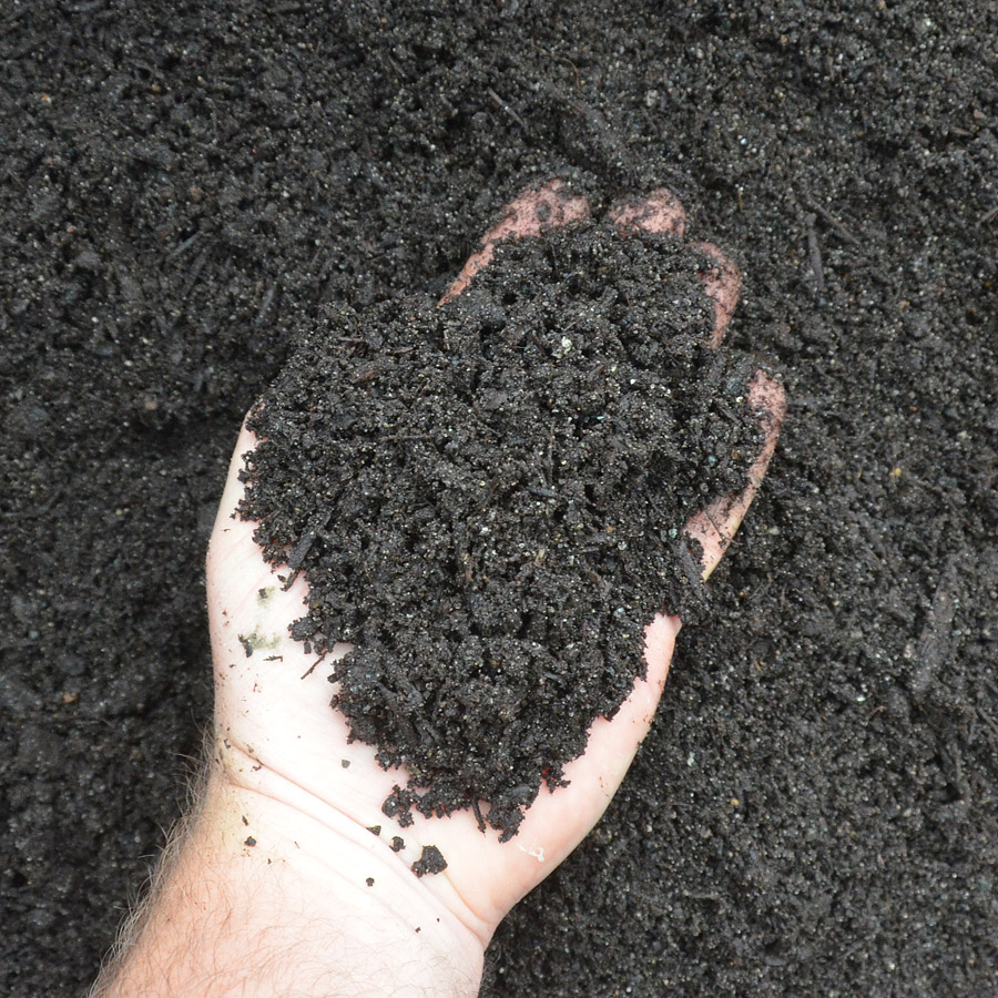 Bulk garden mix soil arts nursery ltd for Garden soil mix