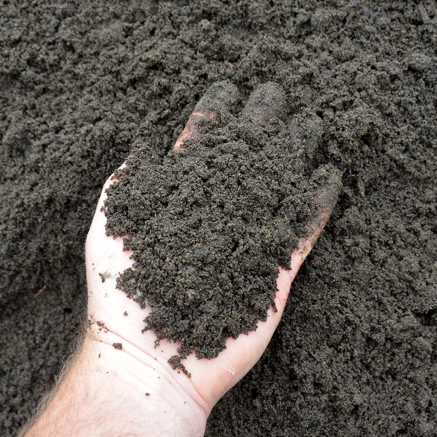 Bulk turf blend soil arts nursery ltd for Soil material