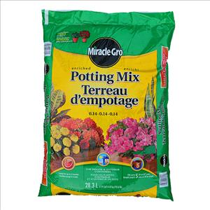 Miracle Gro 28.3L Potting Soil