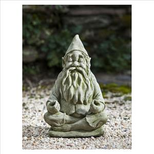 Meditating Gnome Big Fred