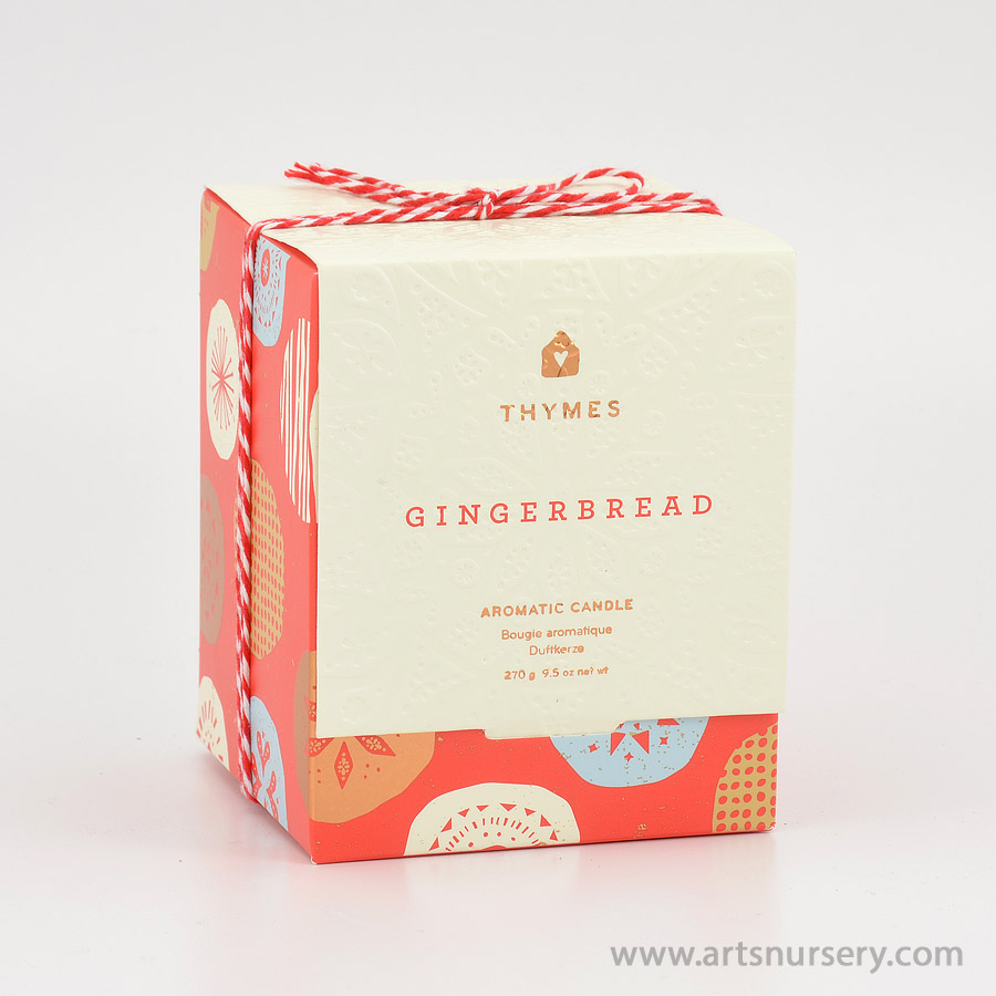 Thymes Gingerbread Aromatic Candle